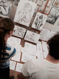 Uczenie sie rysowania