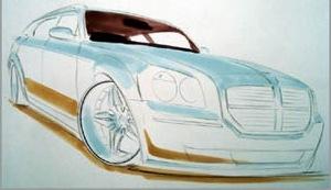 jak nauczyc sie malowac samochod