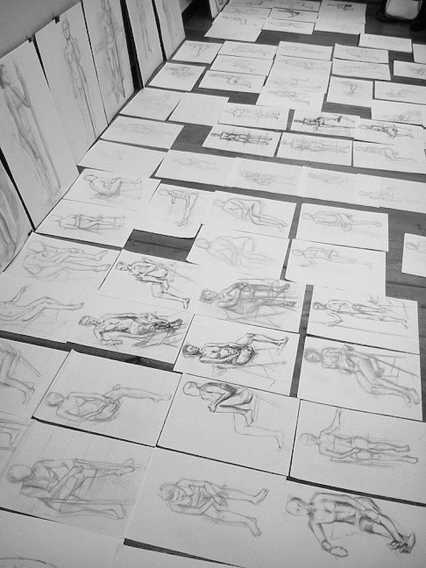 Kurs rysunku w nashej pracownie Artakademia