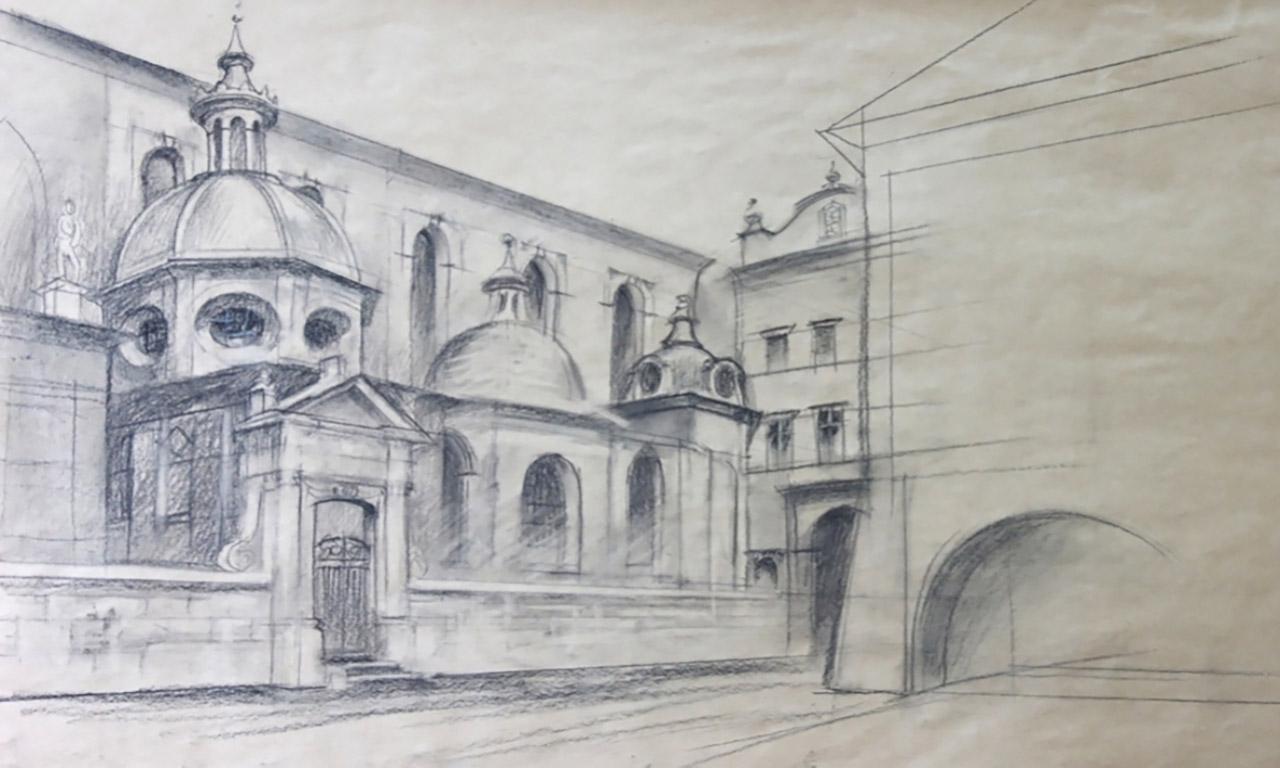 Kurs-rysunku-architektury-Artakademia-Krakow