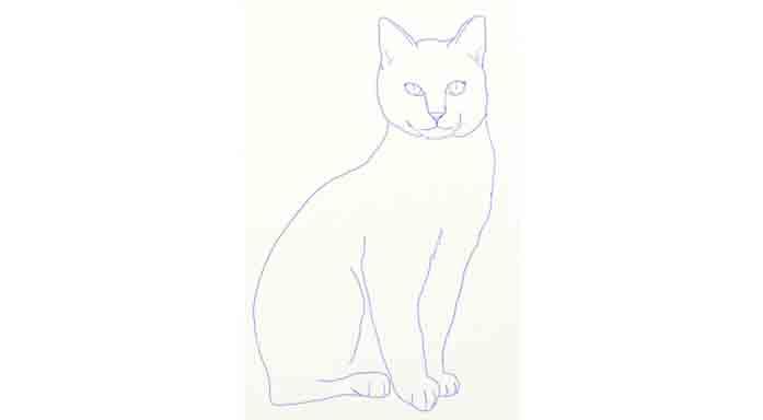 Rysunek kota kompletny
