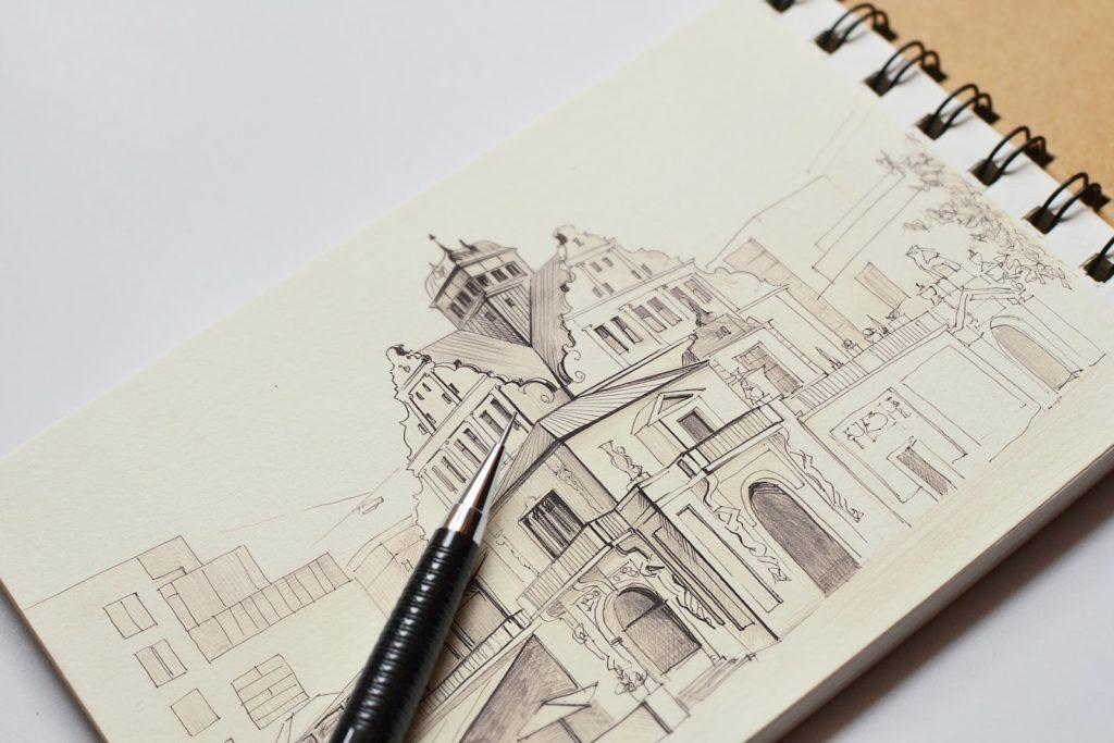 co narysować w szkicowniku