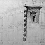 jak narysować domek w perspektywie - nauka-rysunku Krakow Artakademia