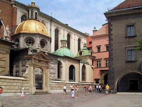 krakow_rysunek-architektury-weglem