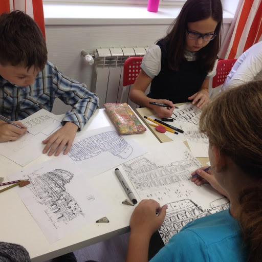 kursu rysunku dla młodzieży 7-8 klasy w Krakowie