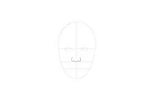 rysowanie twarzy dla dzieci