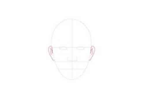 rysowanie twarzy proporcje