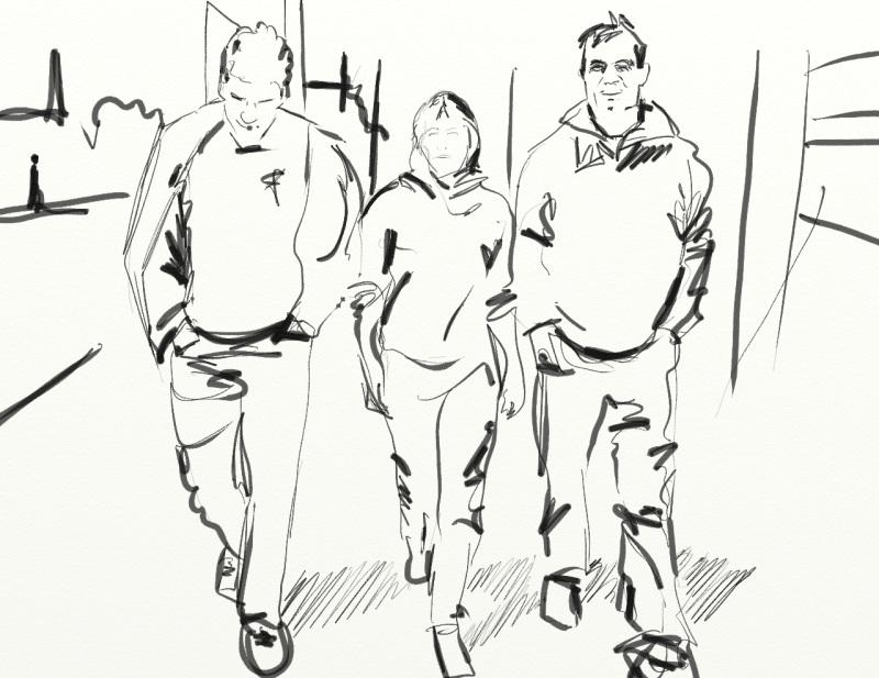 style rysowania ludzi