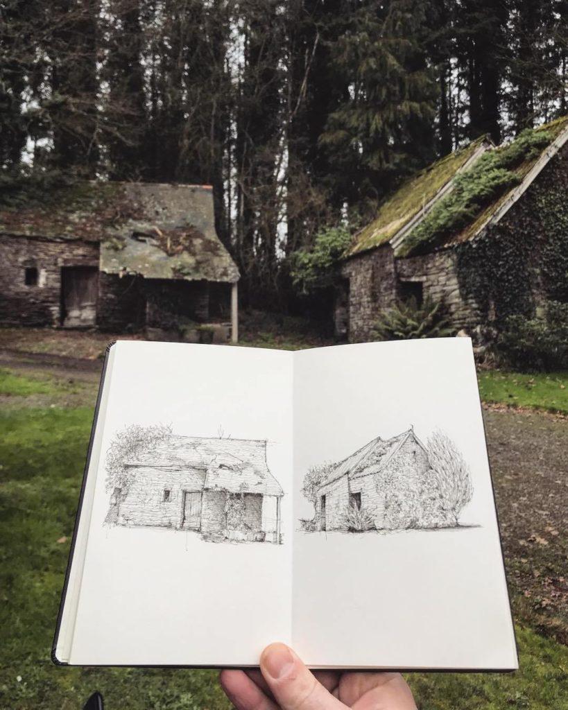 kurs-rysunku-architektonicznego-w-wakacje-ARTAKADEMIA (11)