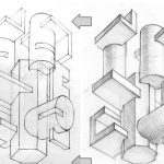 jak rysować figury przestrzenne